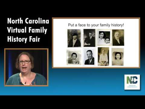 Online Research Tools from the North Carolina Government and Heritage Library and the State Archives