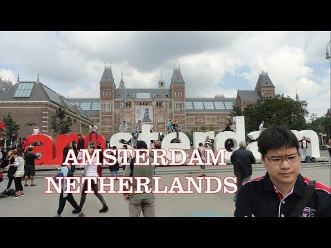 Visit Amsterdam  The Netherlands 2015