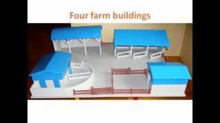 Wooden Toy Farms