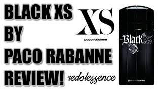 Black XS by Paco Rabanne Fragrance / Cologne Review