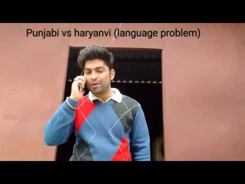 Punjabi vs haryanvi language and festival problem