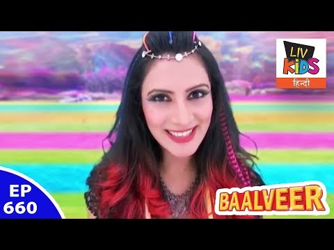 Baal Veer - बालवीर - Episode 660 - Memory Loss Due To Colours
