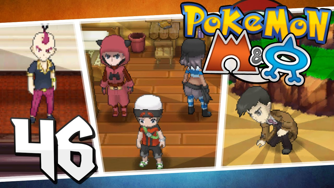 Pok 233 Mon Omega Ruby And Alpha Sapphire Episode 46 A