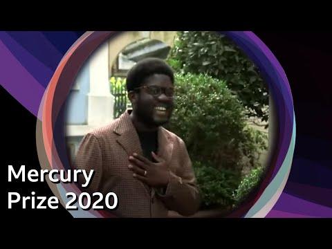 Michael Kiwanuka's album 'KIWANUKA' is the winner of the Mercury Music Prize 2020