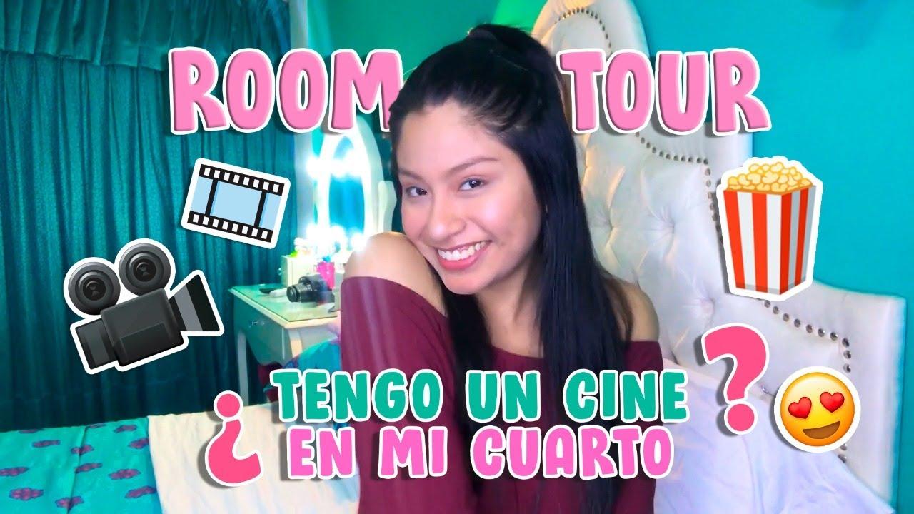 ROOM TOUR | ¿Tengo un cine en mi cuarto? | #BlogDeWendy