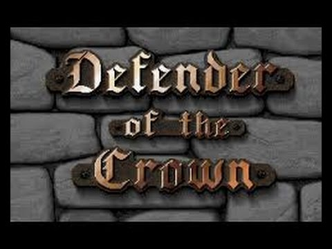 Defender of the Crown Gameplay (Amiga)