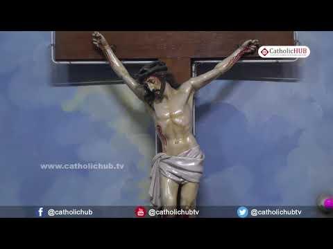 English Mass @ St Anthony's Shrine, Mettuguda, Hyd, TS, INDIA 24-11-17