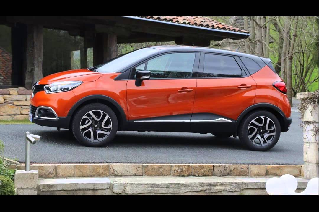 2015 renault captur youtube. Black Bedroom Furniture Sets. Home Design Ideas