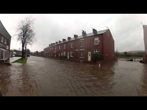 Littleborough floods 26 12 15