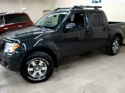 2011 Nissan Frontier Pro 4x Off Road From Newcarscolorado
