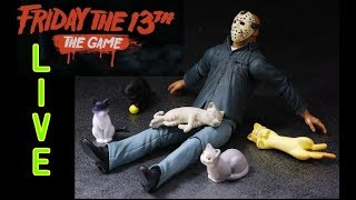 Friday the 13th: The Game . SteamのPCゲーム配信 プレイヤーネーム:...