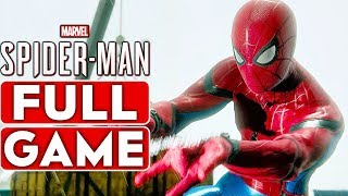 Video SPIDER MAN PS4 Gameplay Walkthrough Part 1 FULL GAME [1080p HD PS4 PRO] No Commentary SPIDERMAN PS4 download MP3, 3GP, MP4, WEBM, AVI, FLV September 2018