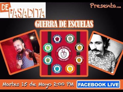 De Pasadita Invitados: Ivan Juárez y El Fercho