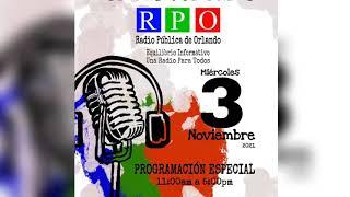 RPO Radio / Armando Plata se une a la celebración de nuestro aniversario