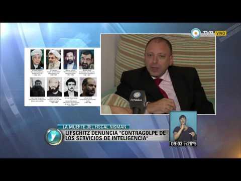 "Claudio Lifschitz denuncia un ""contragolpe"""