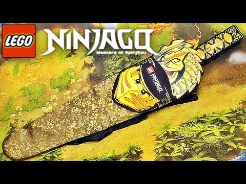 레고 닌자고 검과 칼집 850628 스펀지 칼 황금닌자 장난감 구입 리뷰 LEGO Ninjago Gold Sword & Sheath