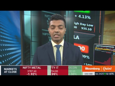 Market Wrap: Reliance Lifts Sensex, Nifty To Over Two-Month High
