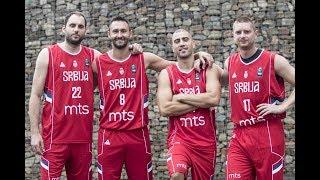 Team Serbia – Fiba 3×3 Europe Cup 2017