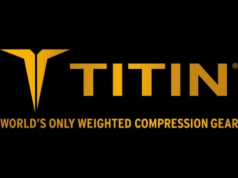 Titin Tech - Weighted Compression Shirt - Test Drive