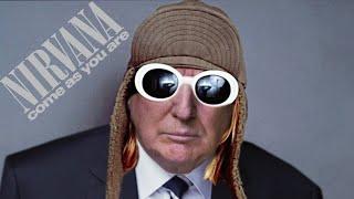 Trump Rocks - Come As You Are (Nirvana)