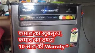Whirlpool Vitamagic Pro 4 Star Direct Cool Refrigerator Review after 6 month use.