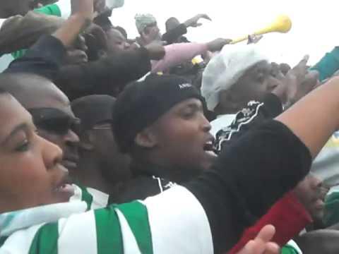 Bloem Celtic fans