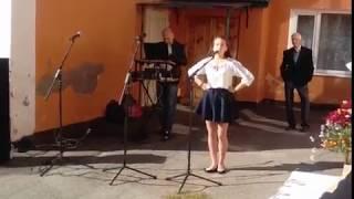 Софія Ізмалкова,     Посилала мене мати - українська народна пісня ,