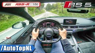 ABT Audi RS5 R 530HP | 1 of 50 | POV Test Drive by AutoTopNL