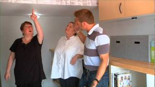 Dream Garage Makeover With George Oliphant For Nbc
