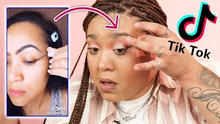 We Tested TikTok Beauty Hacks