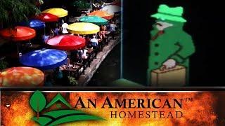San Antonio Riverwalk with Cloak and Dagger History - LINDA?