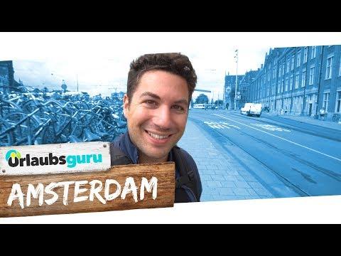 Urlaub in Amsterdam | Meine Tipps für deine Reise 🚲 VLOG #28