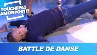 Battle de danse entre Kelly Vedovelli et Matthieu Delormeau