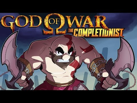 God Of War - Kill A God By Becoming A God | The Completionist | New Game Plus