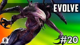 Baixar NIGHTMARE MONSTER, WRAITH FRENZY! | Evolve Stage 2 #20 Wraith Monster Gameplay