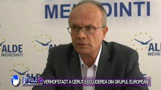 EXCLUDEREA ALDE ROMANIA DIN ALDE EUROPA CONDUCE LA DISPARITIA ALDE EUROPA
