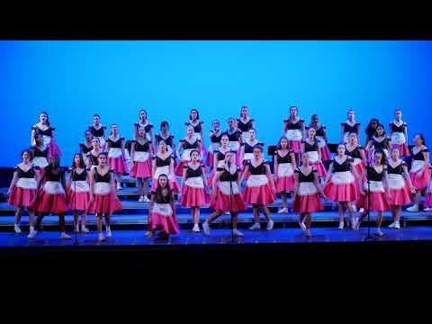 Nothin' But Treble - Andover Vocal Music - Alumni Cabaret - May 21, 2018