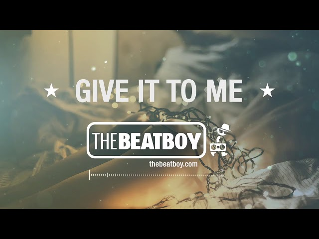 🔶GIVE IT TO ME🔶 - Hip hop Rap Classic 90´s Beat Instrumental (Prod: THEBEATBOY)