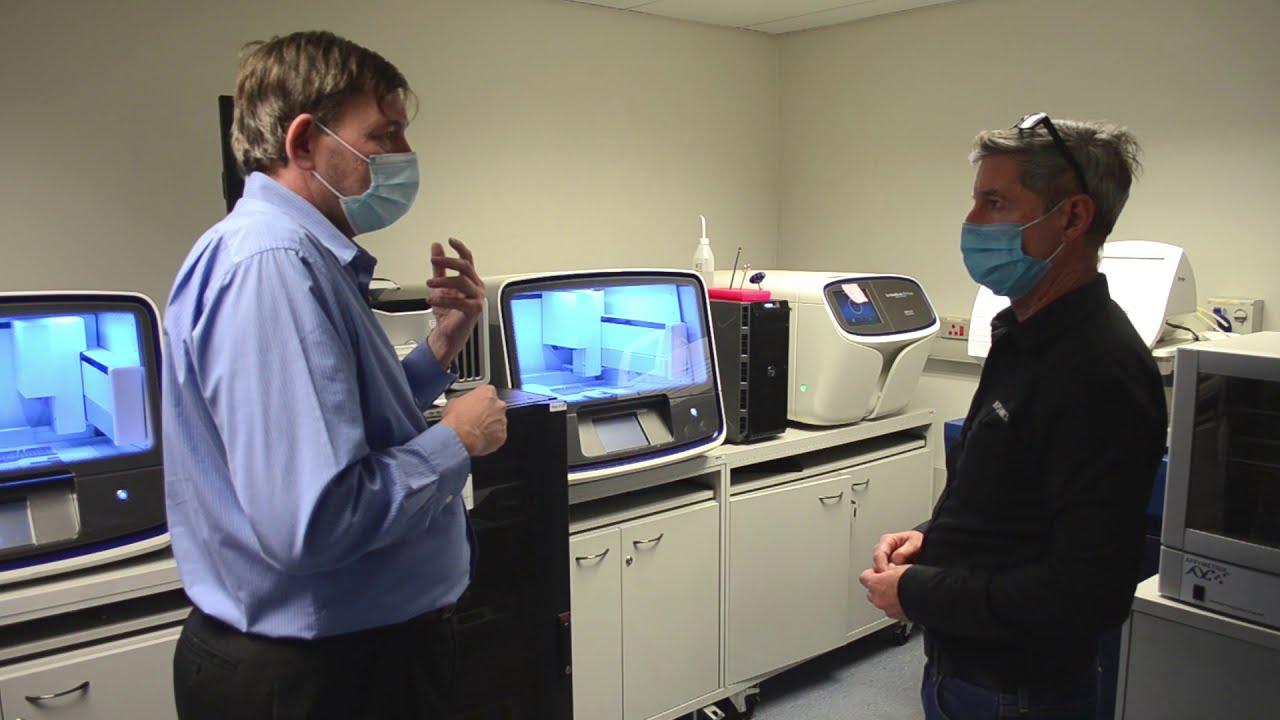 DIPLOMICS Network Partner Profile Series Episode 5 - CAF DNA Sequencing Unit