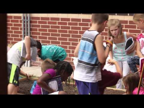 Texas A&M AgriLife Extension Junior Master Gardener Program
