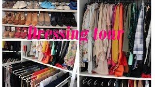 Dressing tour / Closet tour Thumbnail