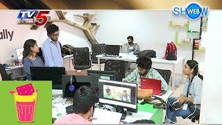 Success Story Of Chai Bisket Web Series | Web Show | TV5 News