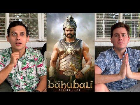 BAAHUBALI - The Beginning Trailer - American Reaction!