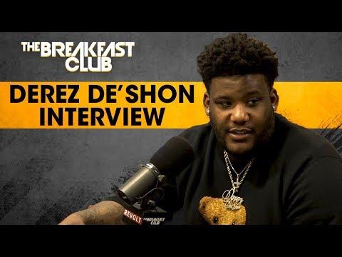 Derez De'Shon Recalls Being In The Room During Birdman's Interview, Talks New Music + More