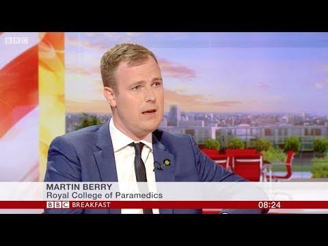 BBC Breakfast - 'Acid Attacks'