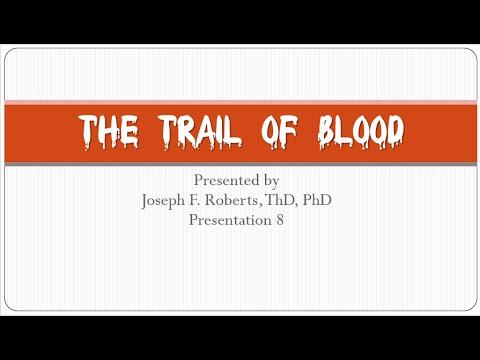 Trail of Blood Presentation 8