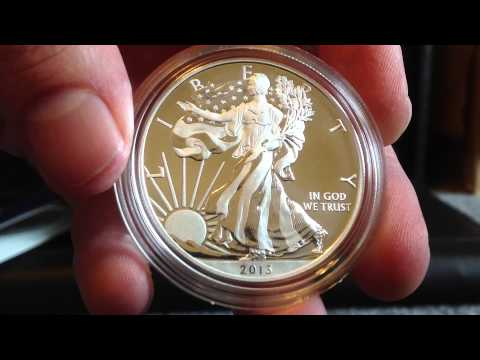 American Eagle West Point Two-Coin Silver Proof Set Unboxing