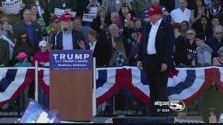Jeff Sessions Talks Trump, Possible Running Mate Free HD Video