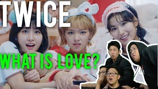 "Download Lagu TWICE wonder ""WHAT IS LOVE?"" (MV Reaction) Mp3"