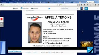 Paris Attacks: Police issues arrest warrant on Belgian-born suspect Abdeslam Salah